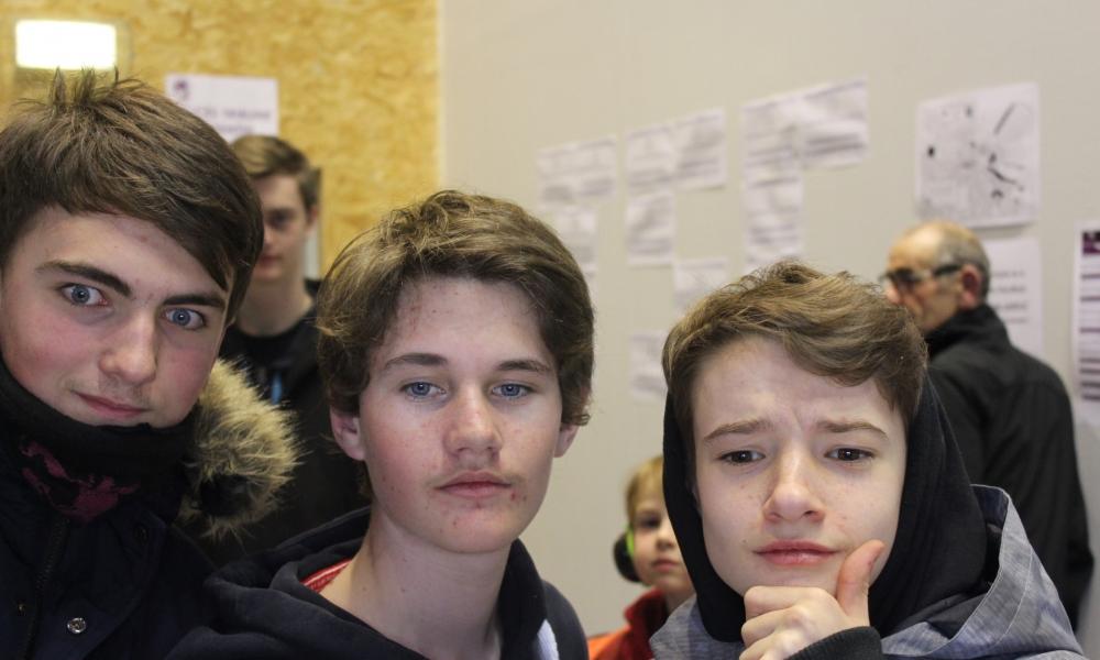 Selfies Cherbourg - Nancy