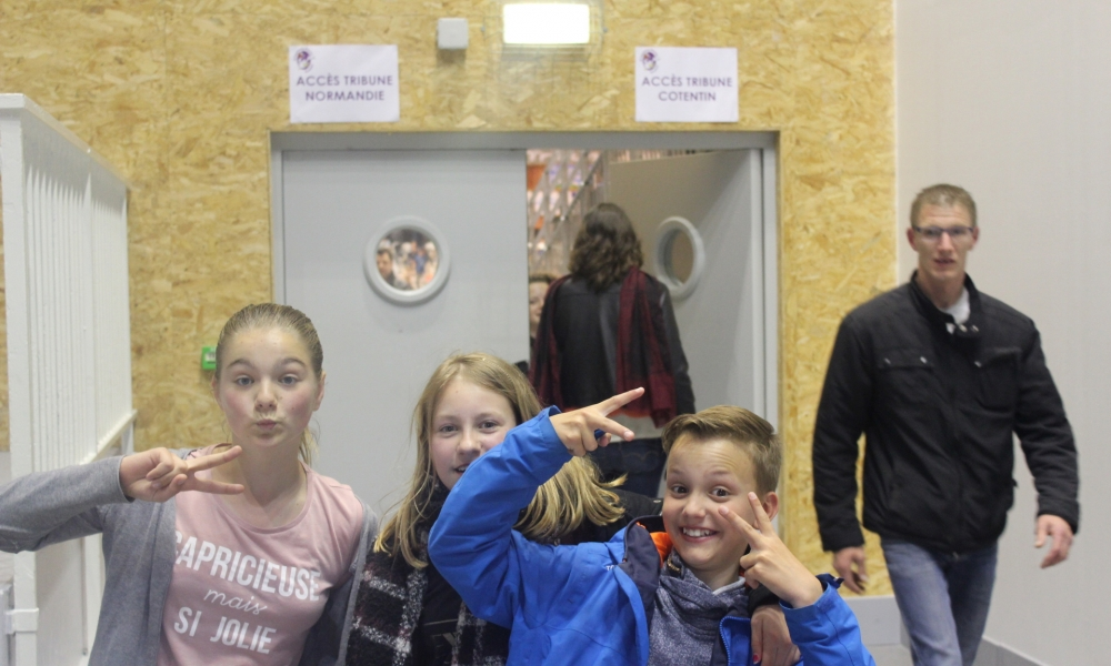 Selfies Cherbourg - Chartres