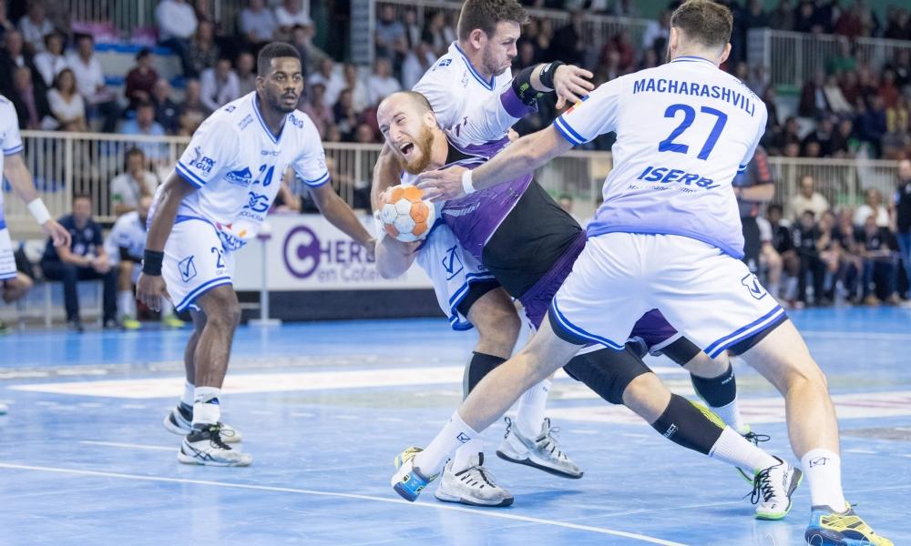 Un belle defaite contre Dijon - 25-28
