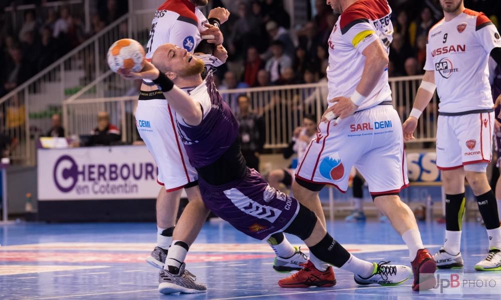 Apre combat, et victoire sur Grenoble. 32-26