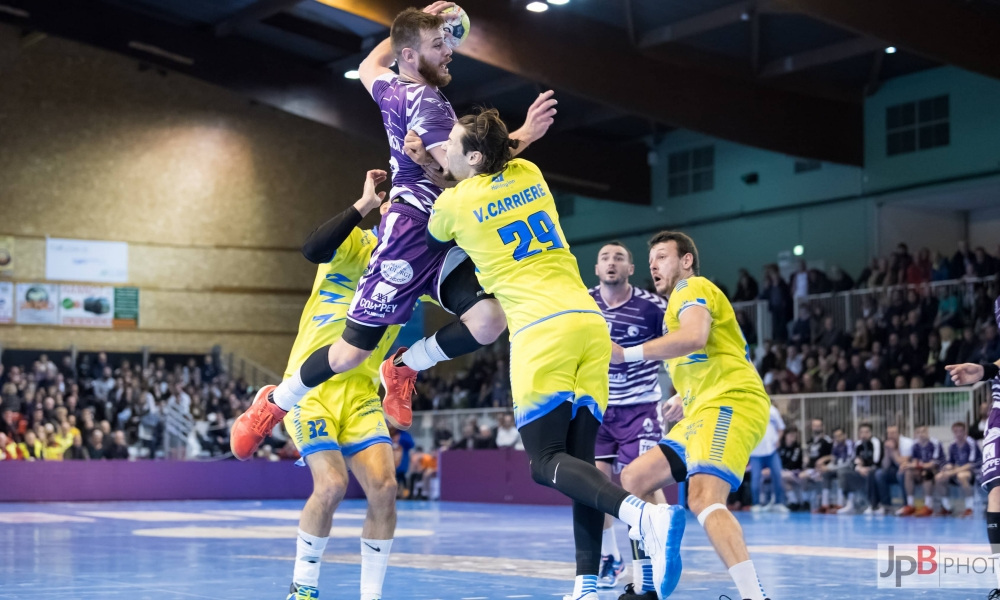 Un début de cauchemar, et une fin de rêve. Les Mauves gagnent face à Dijon 29-23