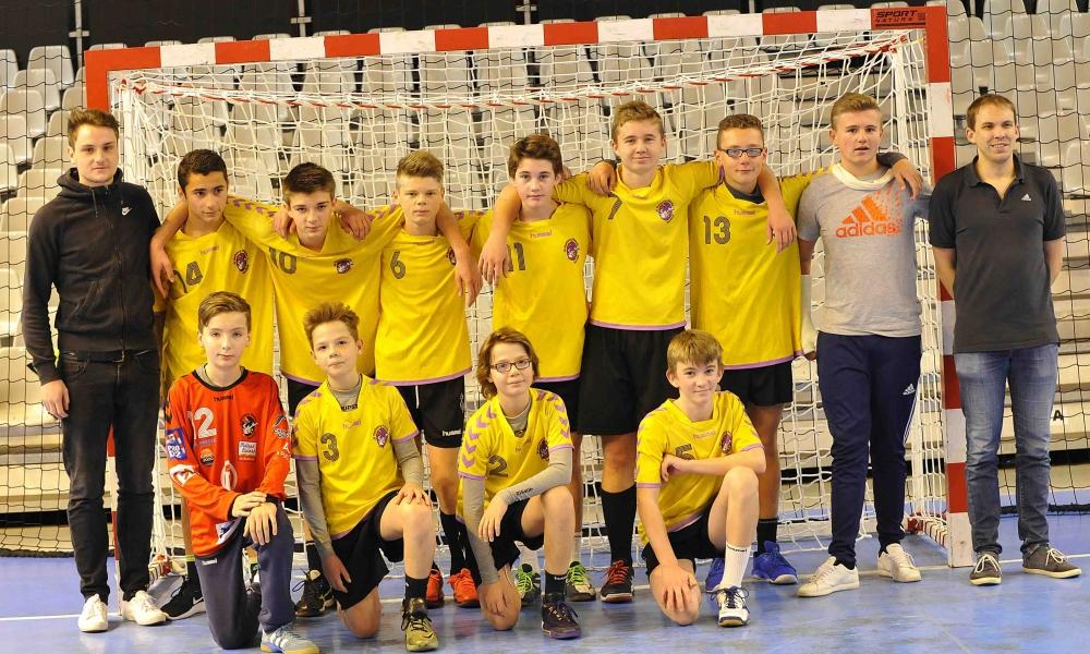 Photos des équipes -15ans