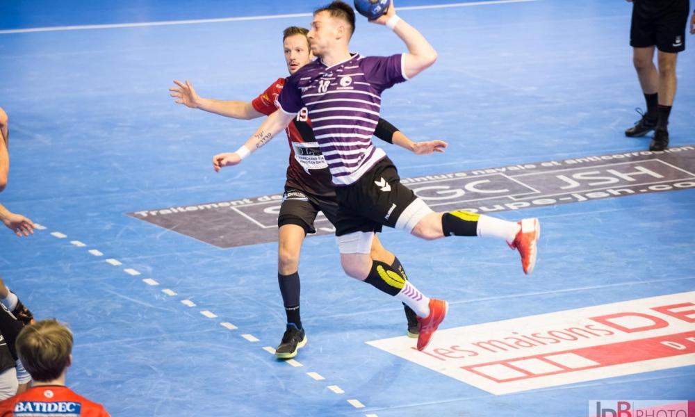 N2: Défaite 33-37 contre Rouen