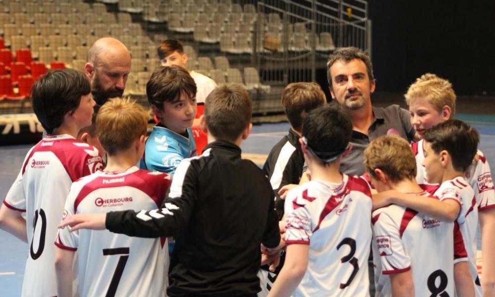 JSC -13 ans A Région - Victoire contre Granville