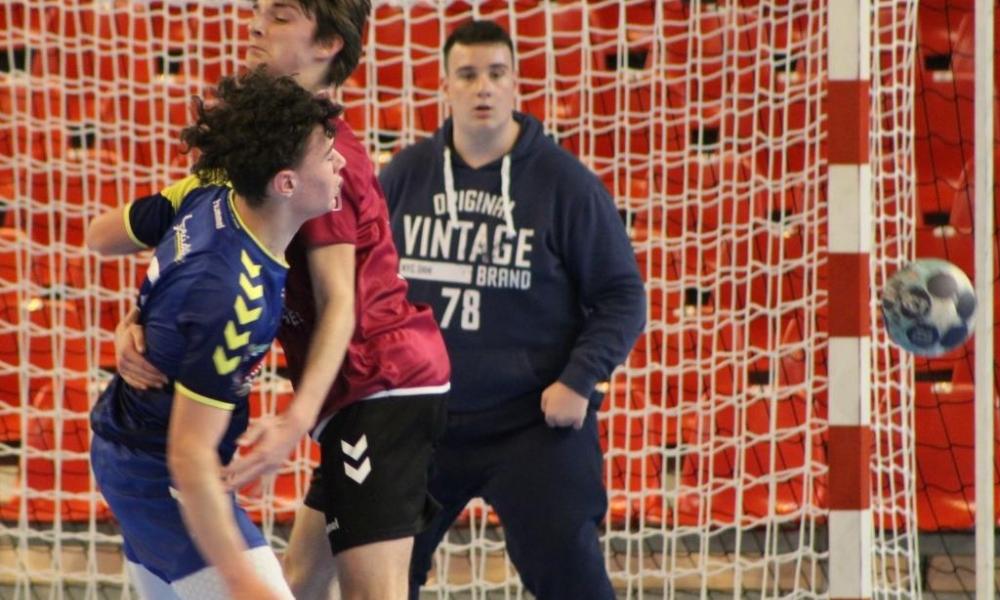 JSC -17 ans B - Victoire contre Bréhal